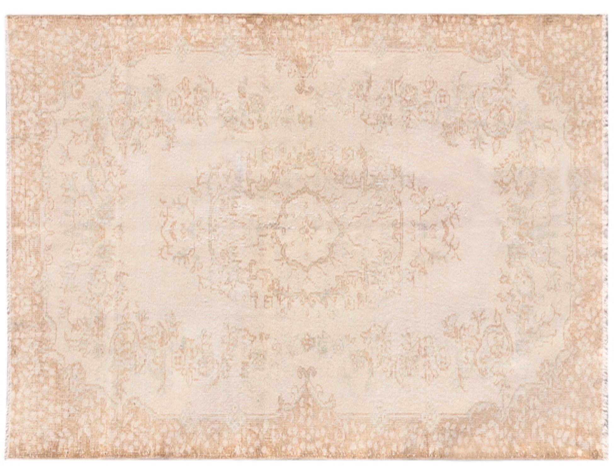 Vintage Teppich  beige <br/>210 x 116 cm