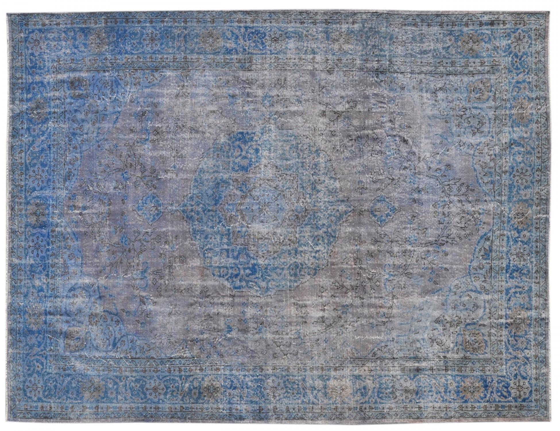 Vintage Matta  blå <br/>356 x 268 cm