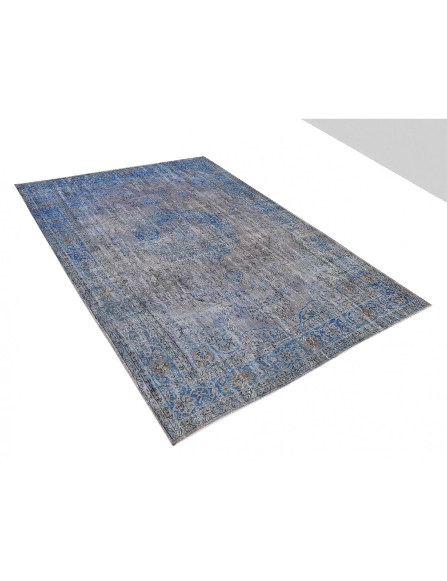 Vintage Teppich  blau <br/>356 x 268 cm