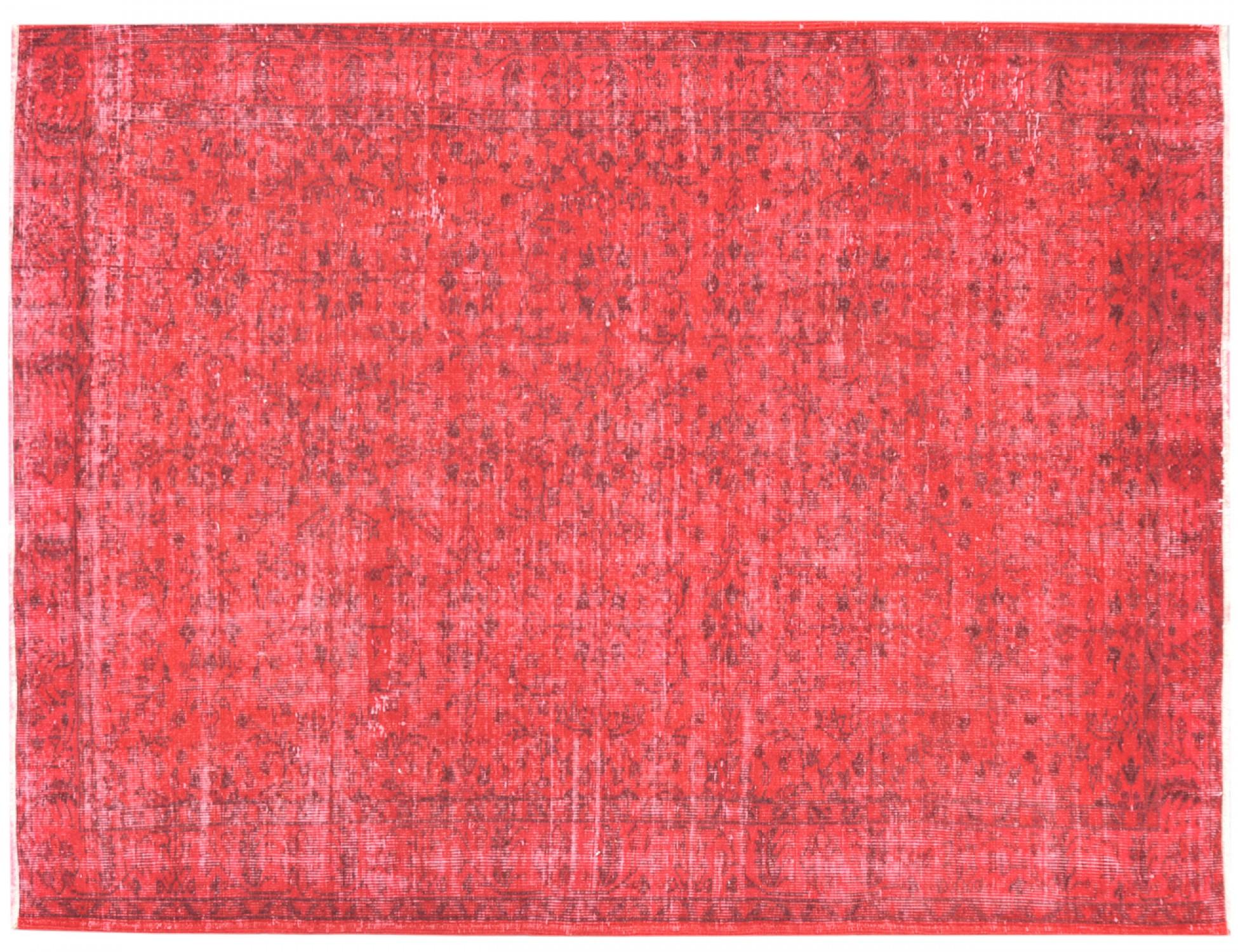 Vintage Teppich  rot <br/>270 x 162 cm