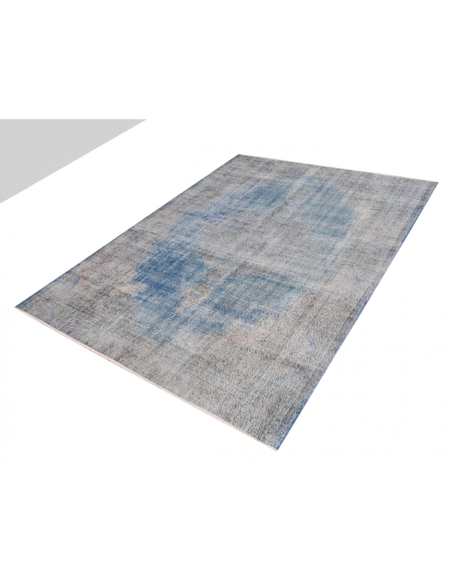 Vintage Teppich  blau <br/>358 x 258 cm