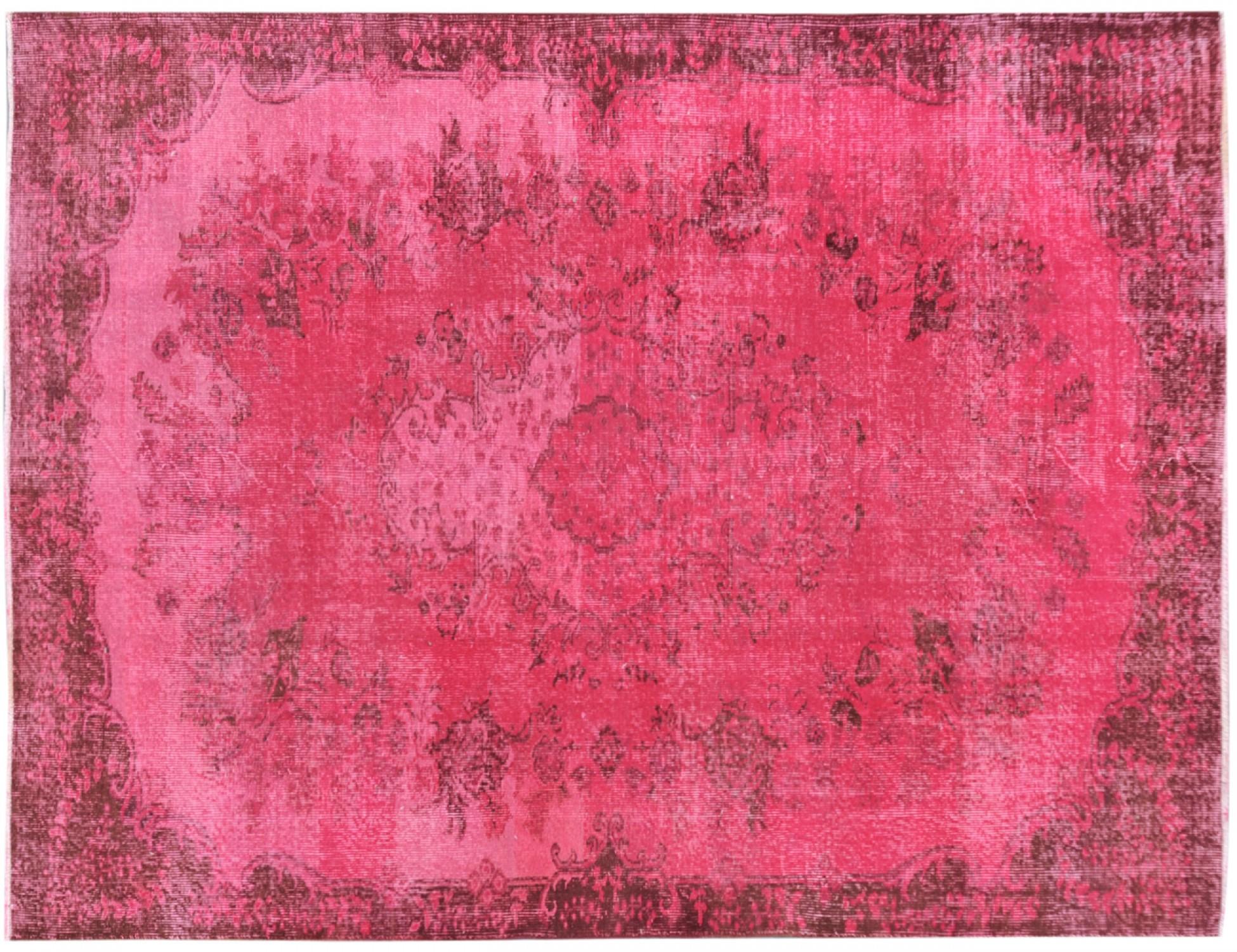 Vintage Teppich  rot <br/>286 x 185 cm