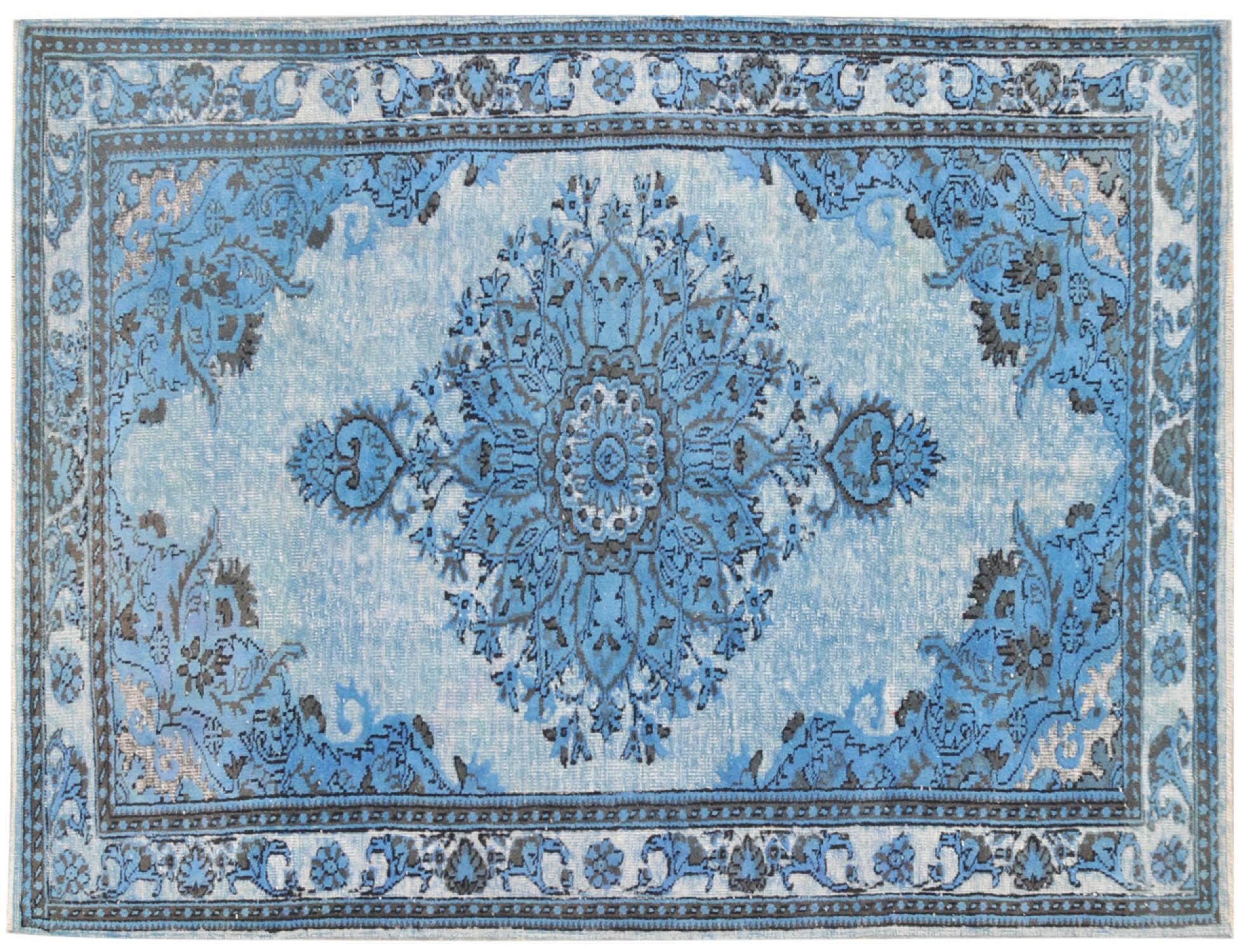 Vintage Teppich  blau <br/>300 x 190 cm