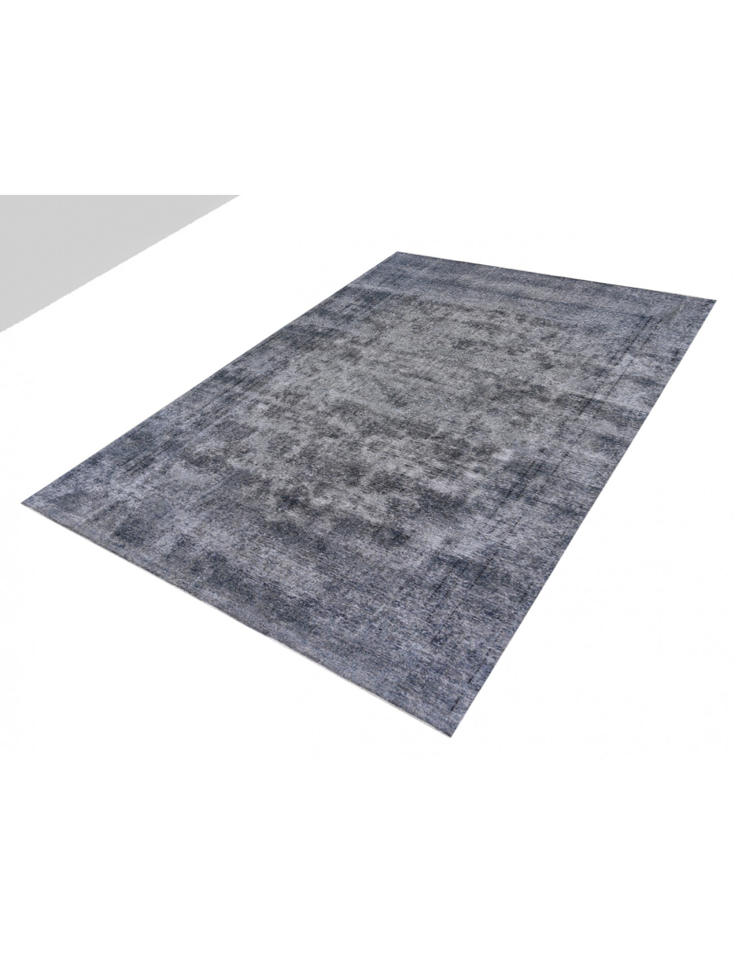 Vintage Teppich  grau <br/>378 x 277 cm