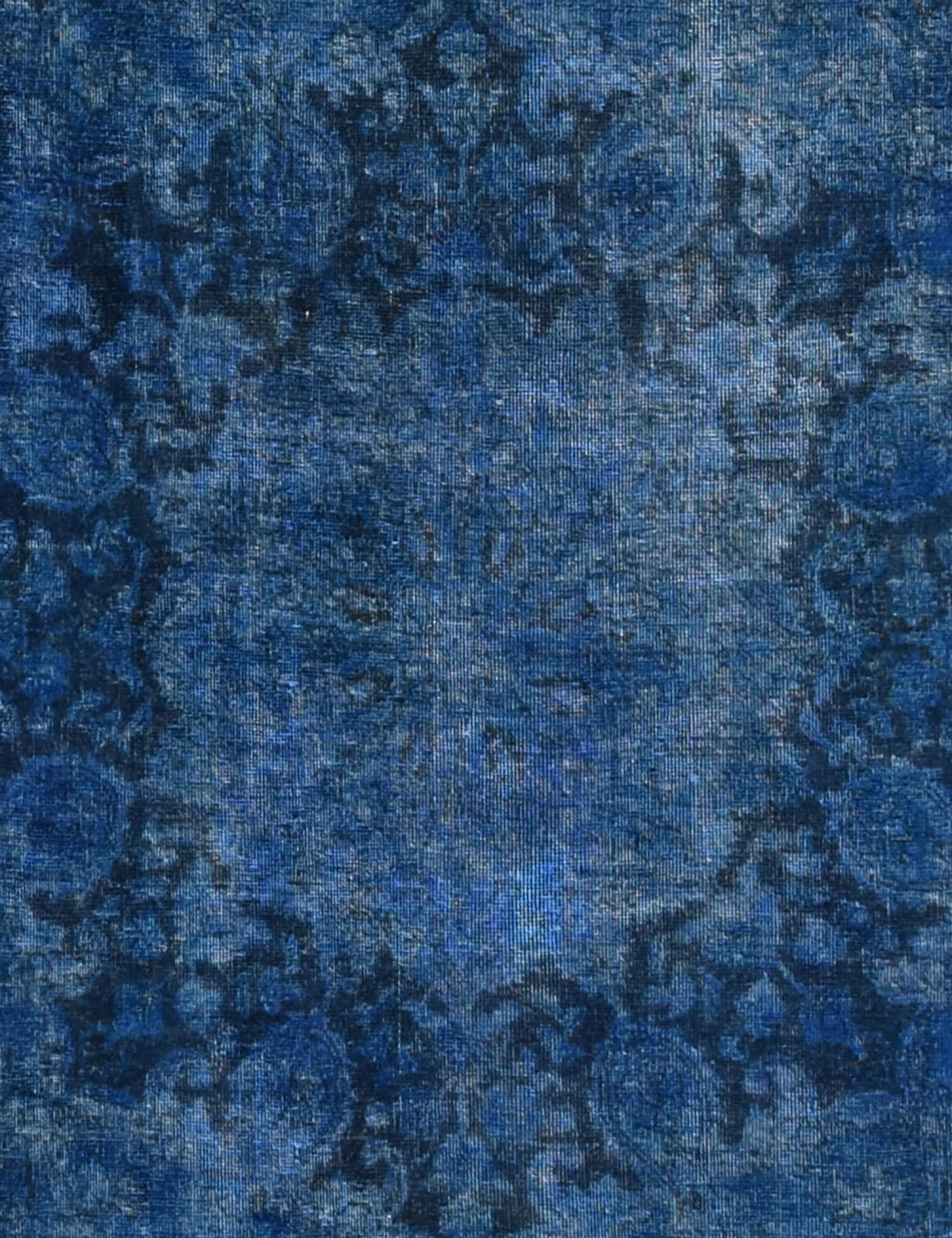 Tappeto Vintage  blu <br/>385 x 285 cm