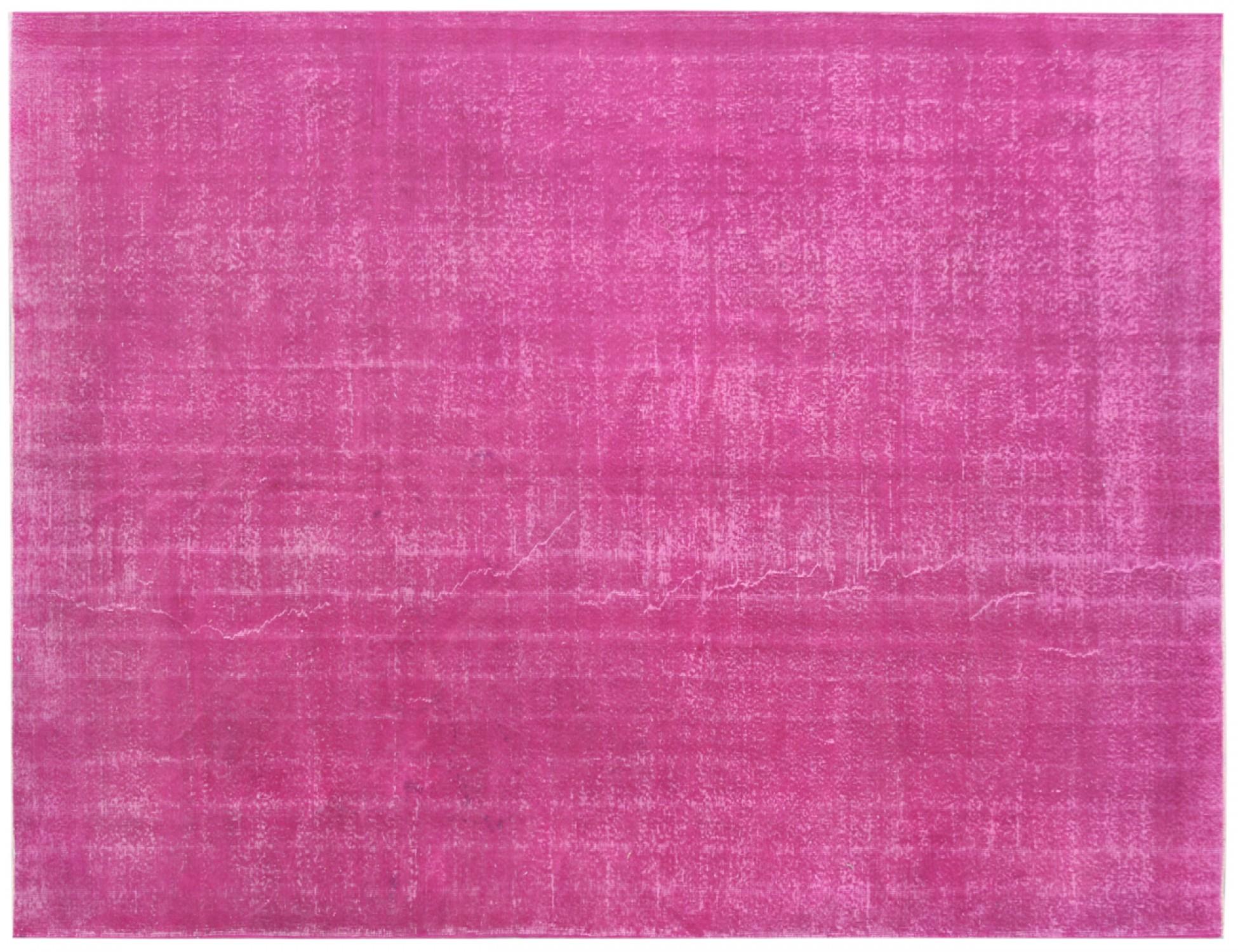 Vintage Tapis  rose <br/>345 x 235 cm