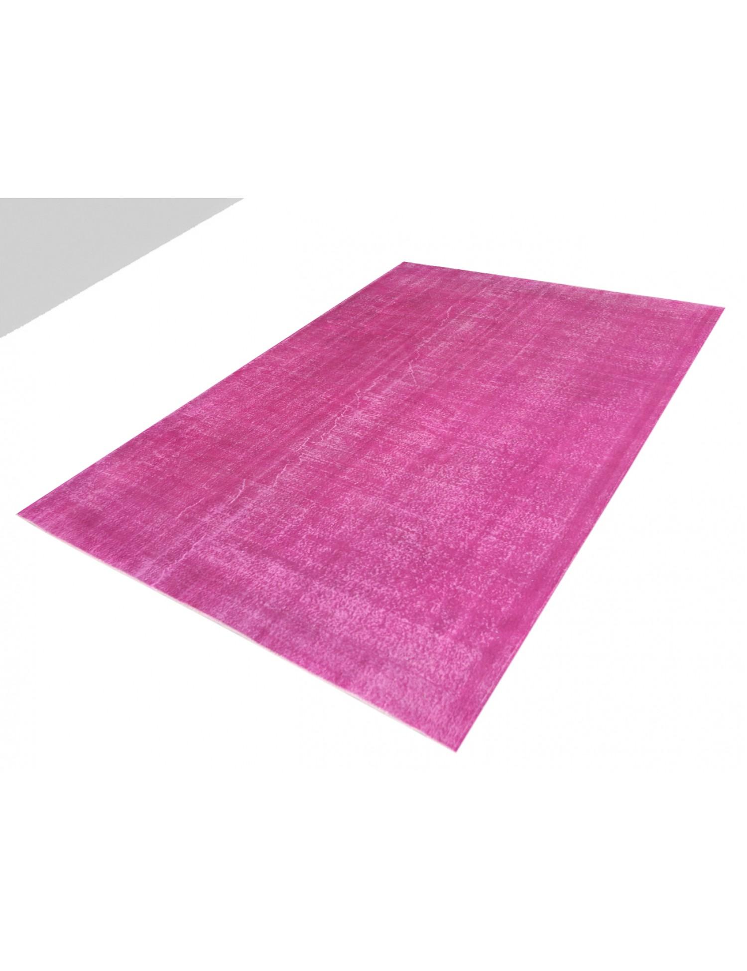 Vintage Teppich  rosa <br/>345 x 235 cm