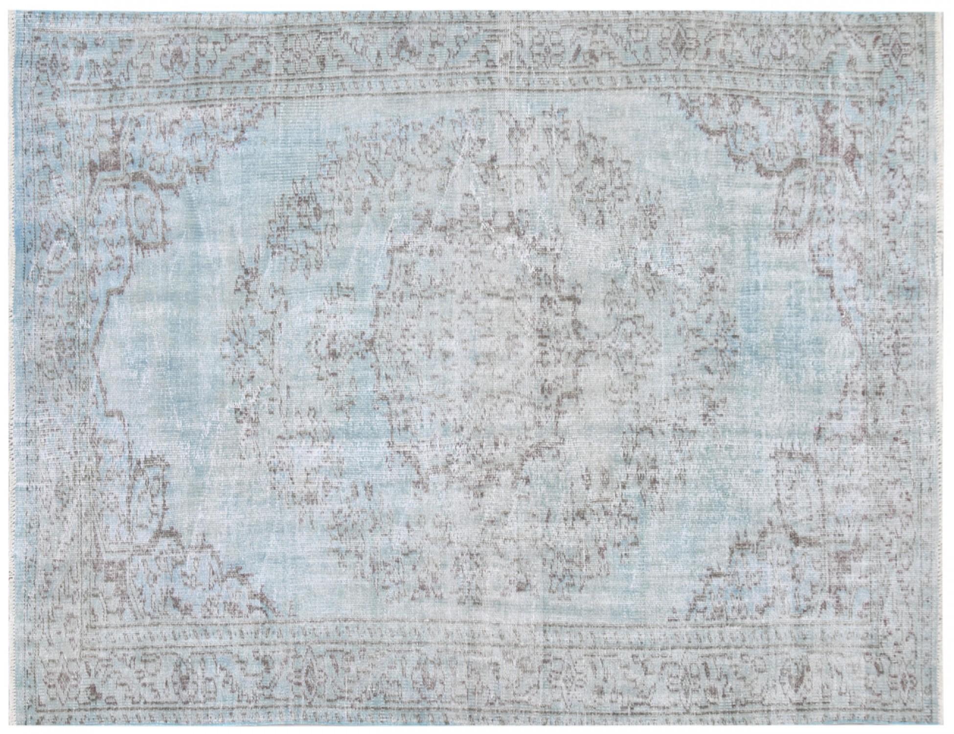 Tappeto Vintage  blu <br/>265 x 167 cm