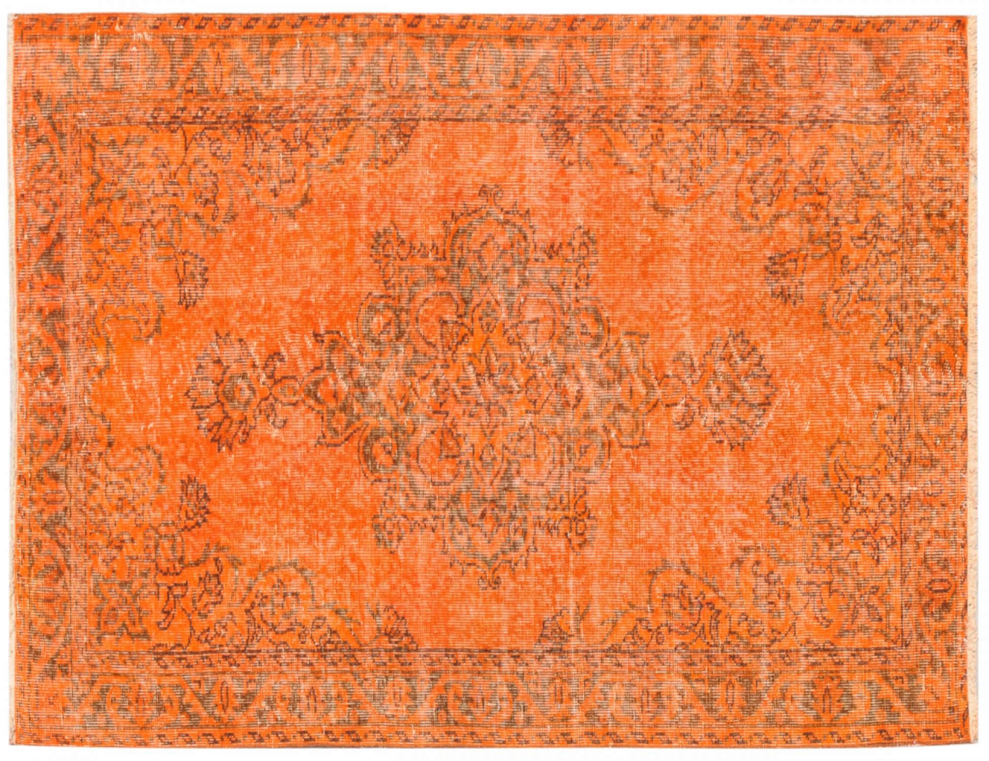Vintage Carpet  orange <br/>201 x 114 cm