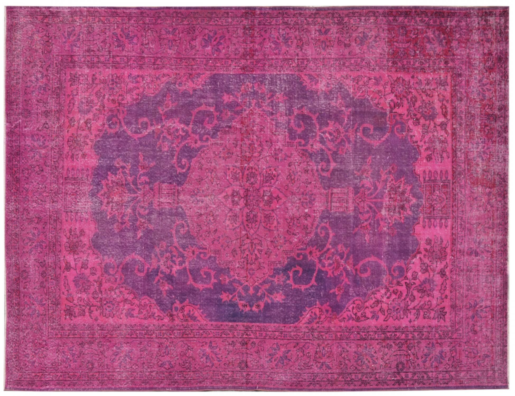 Vintage Teppich  lila <br/>292 x 201 cm