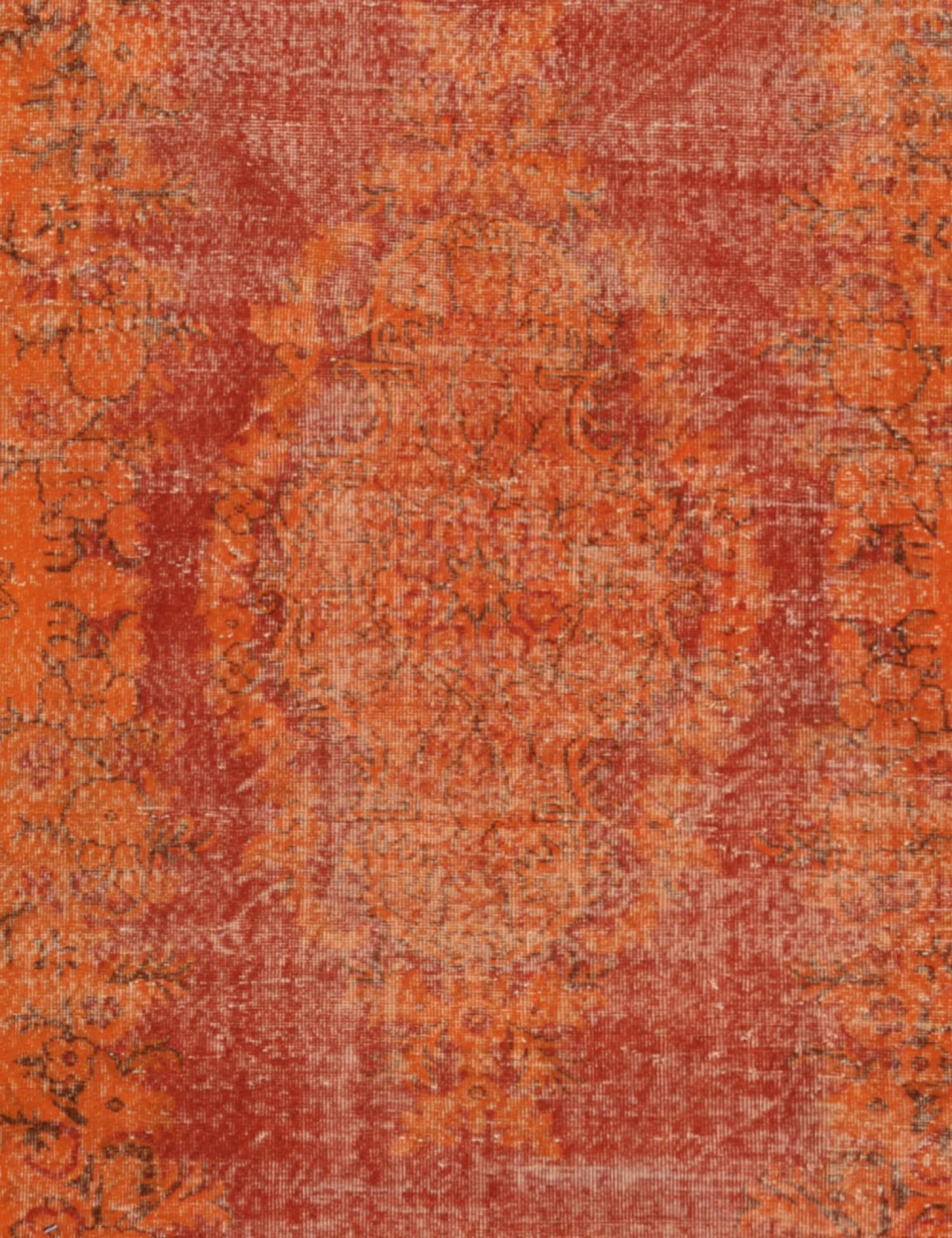 Vintage Teppich  orange <br/>296 x 180 cm