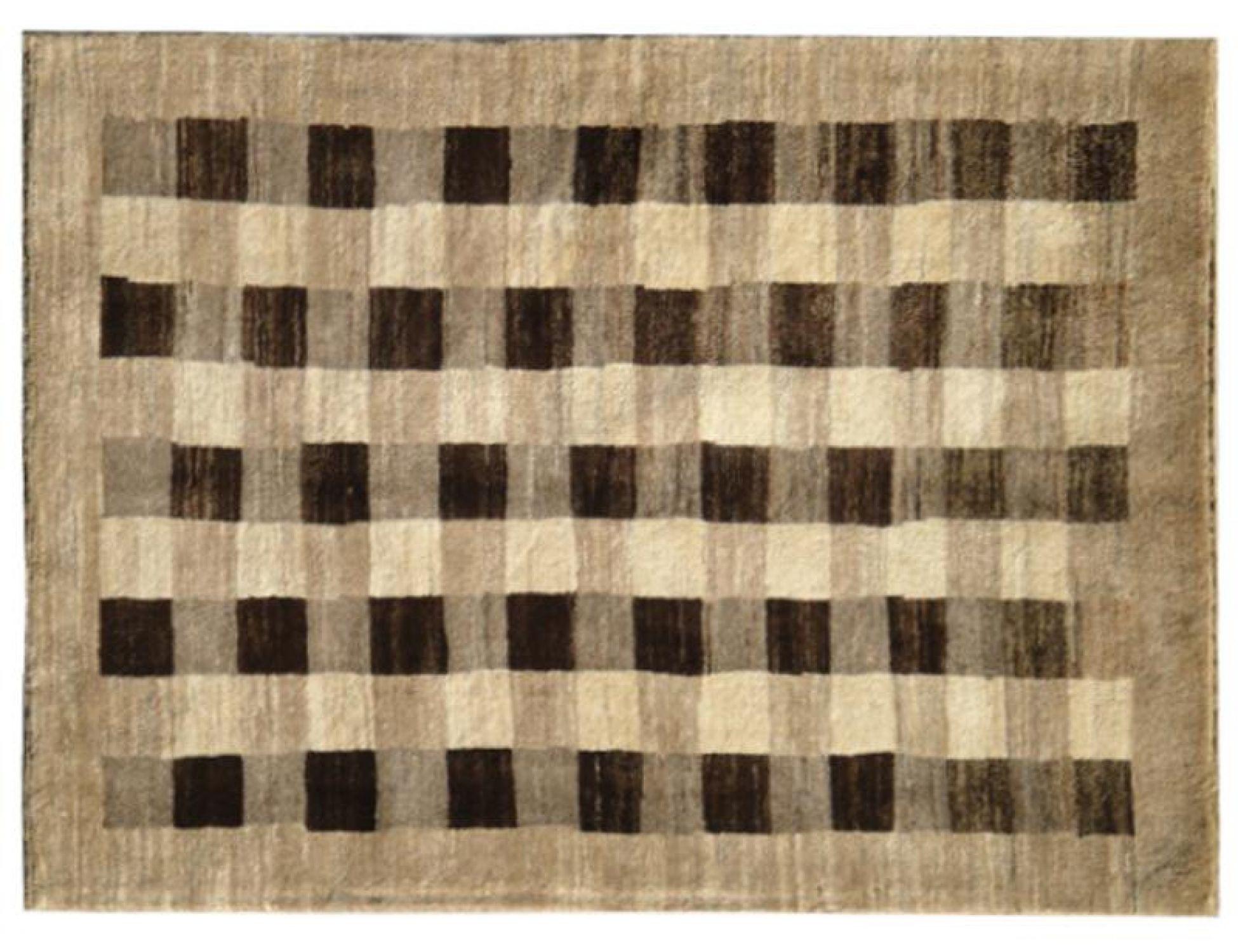 Moderne Teppiche  schwarz <br/>147 x 115 cm