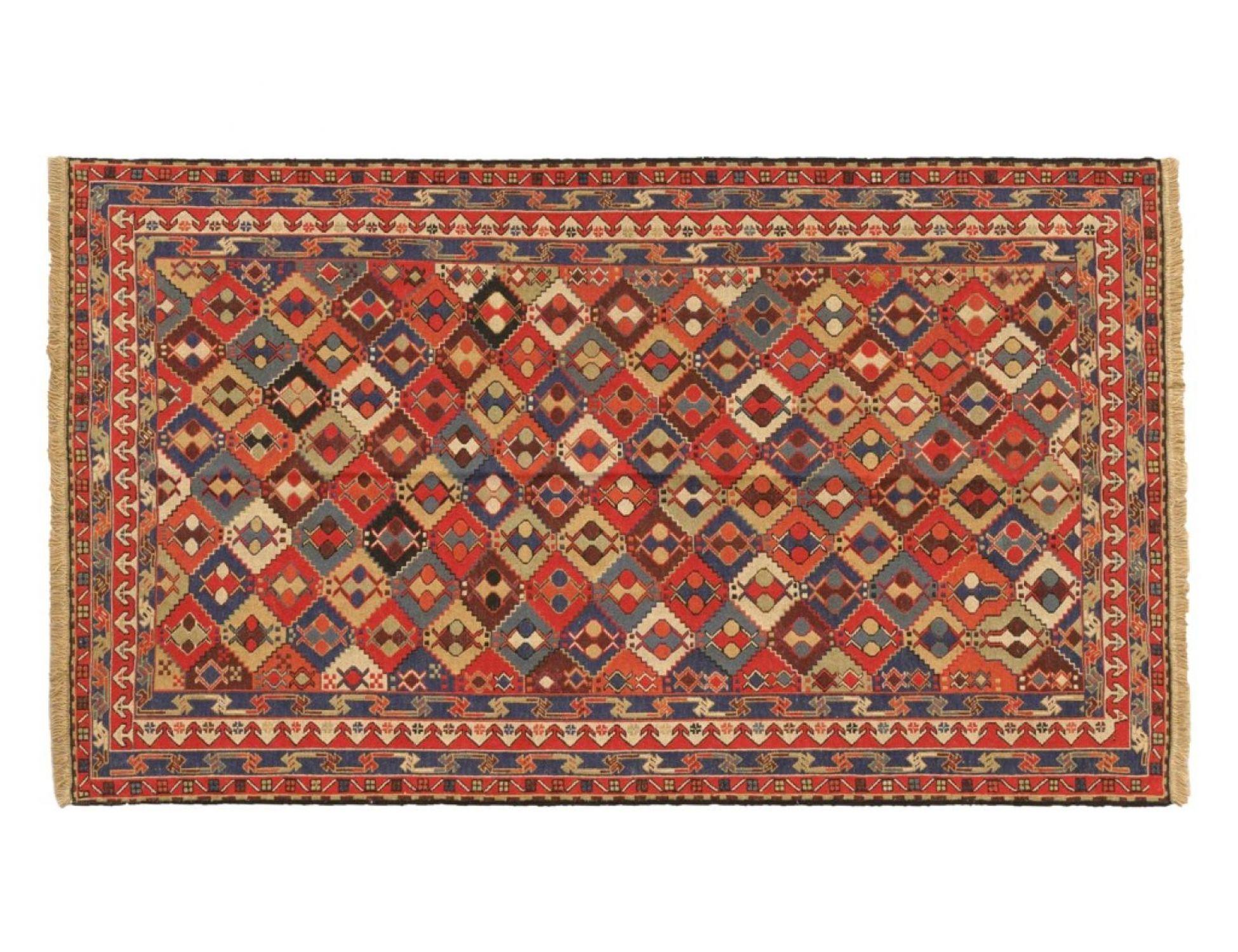 PERSIAN WOOL KILIMS   <br/>147 x 105 cm