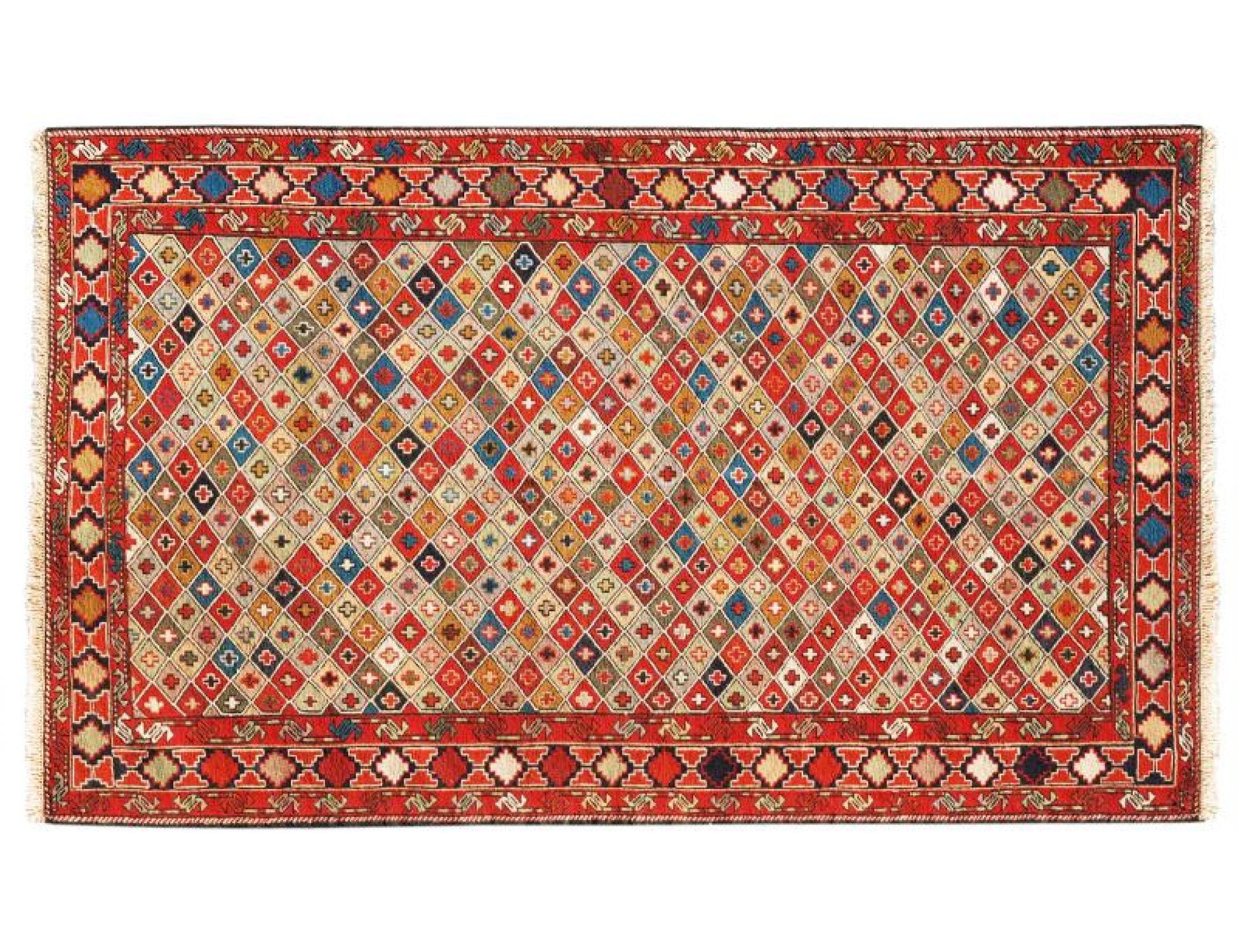 PERSIAN WOOL KILIMS   <br/>194 x 120 cm