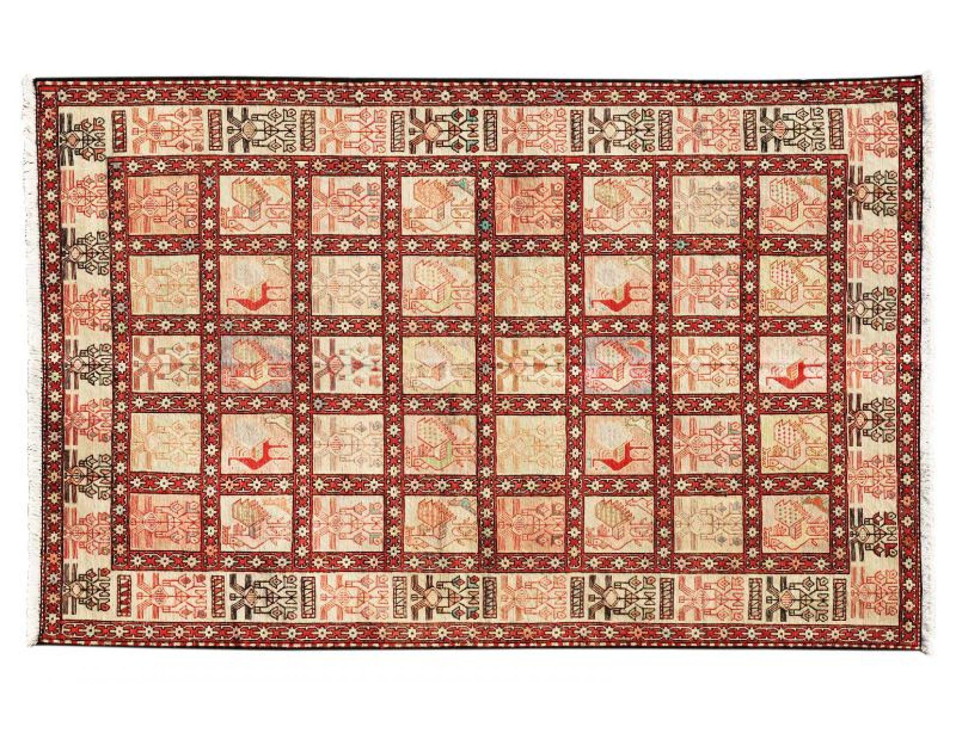 PERSIAN SILK KILIMS   <br/>190 x 123 cm