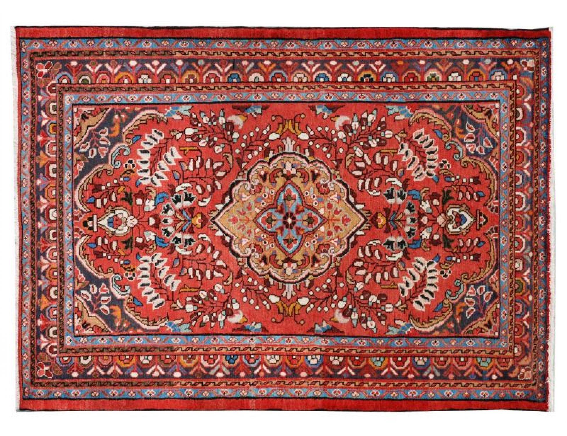 Perserteppich  rot <br/>160 x 112 cm