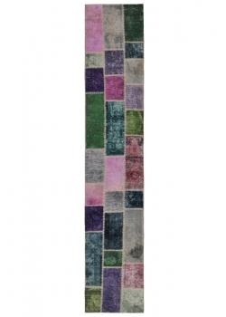 Patchwork Carpet 369 X 70