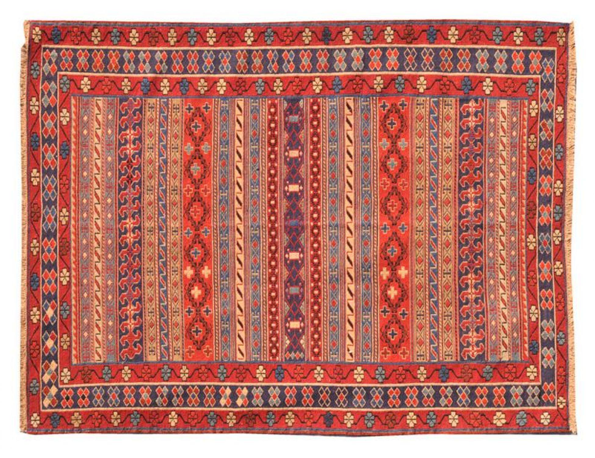 PERSIAN WOOL KILIMS   <br/>197 x 125 cm
