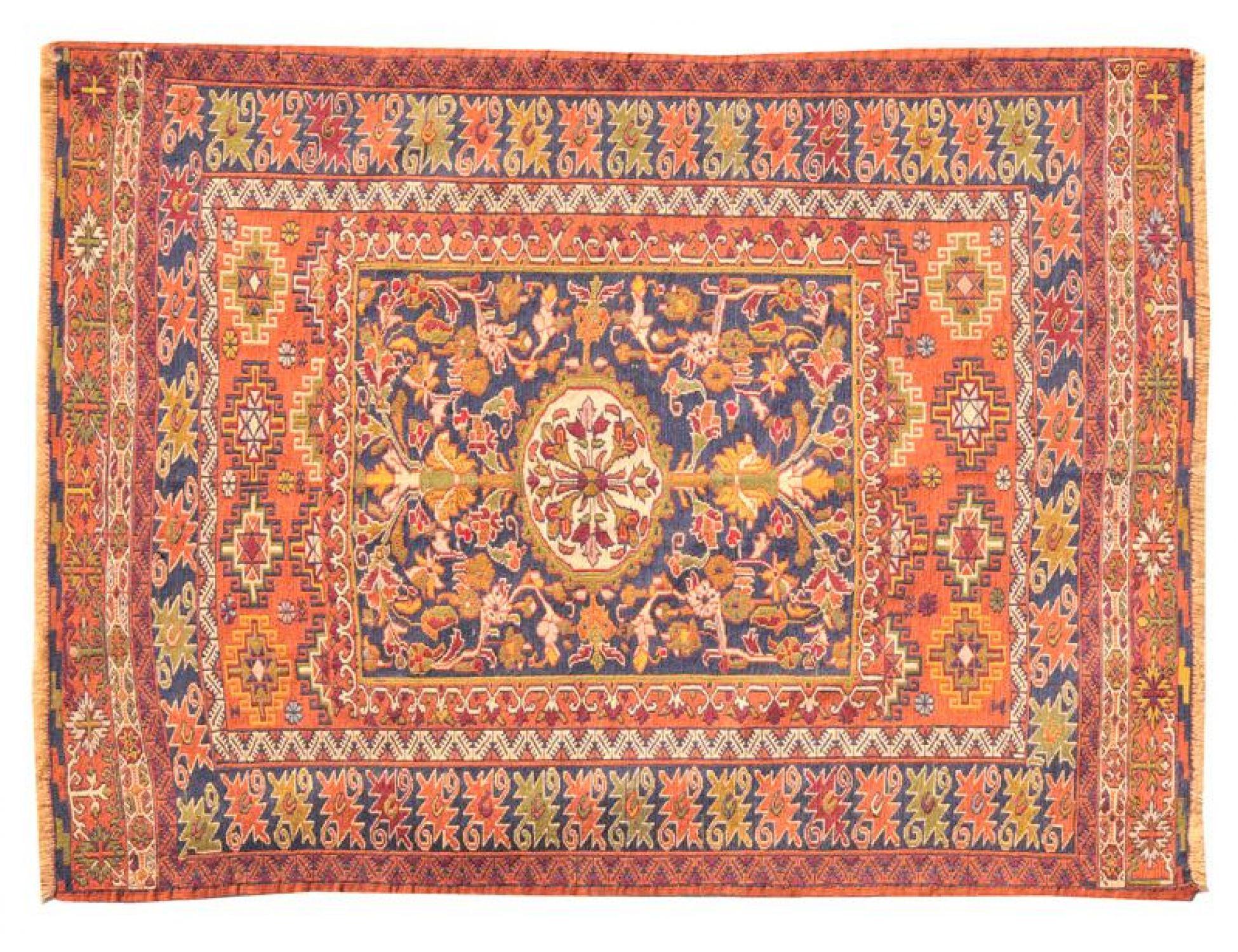 PERSIAN WOOL KILIMS  braun <br/>185 x 127 cm
