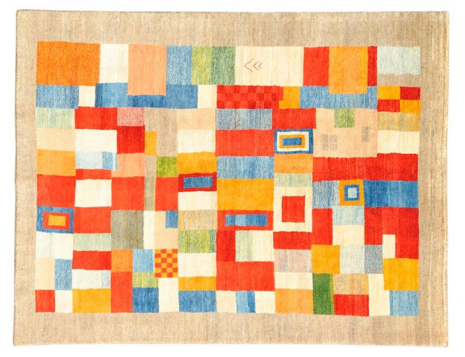 Moderne Teppiche  beige <br/>194 x 155 cm
