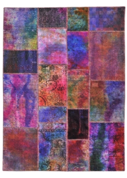 Patchwork Carpet 239 X 173