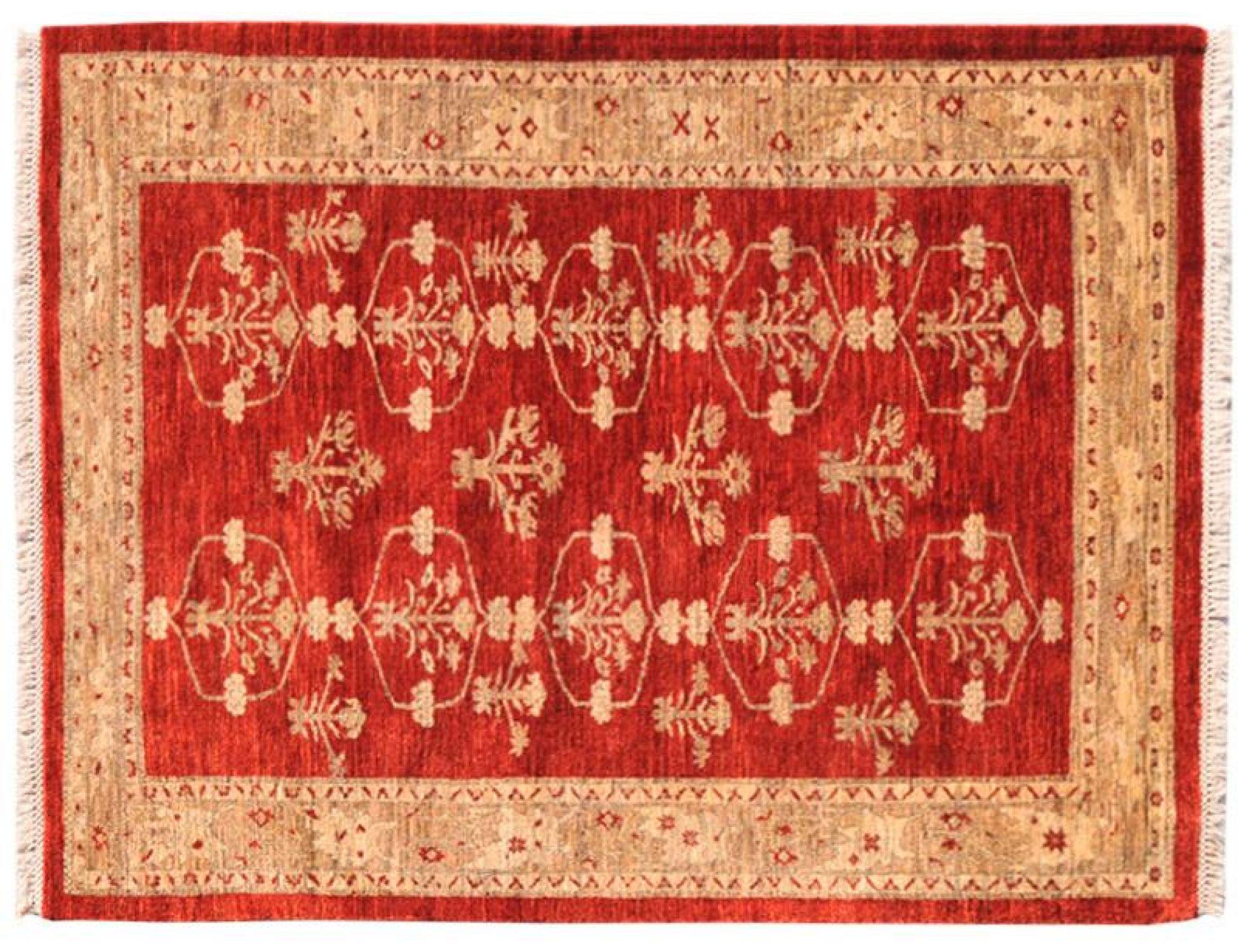 Perserteppich  rot <br/>192 x 152 cm