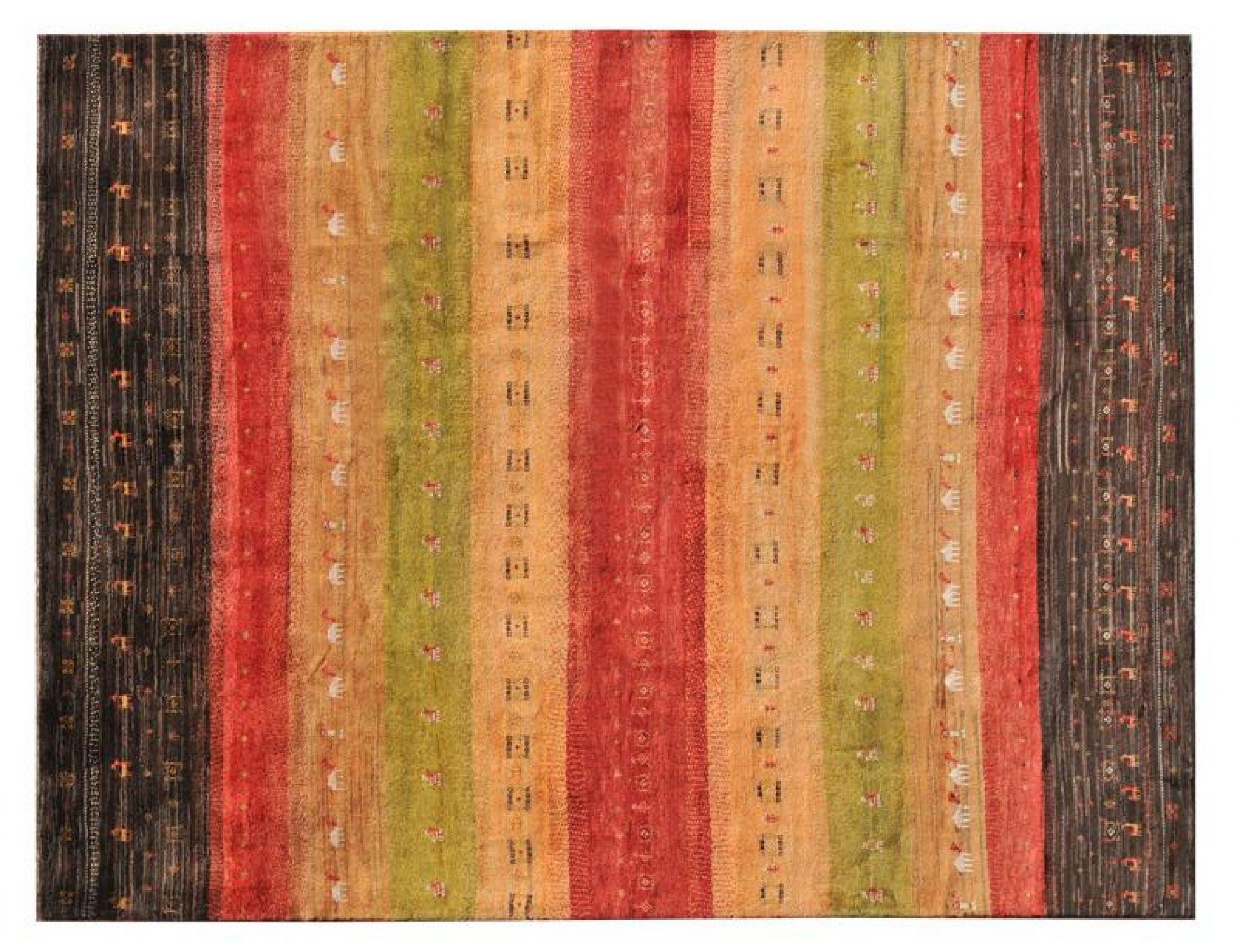 Moderne Teppiche  braun <br/>334 x 256 cm