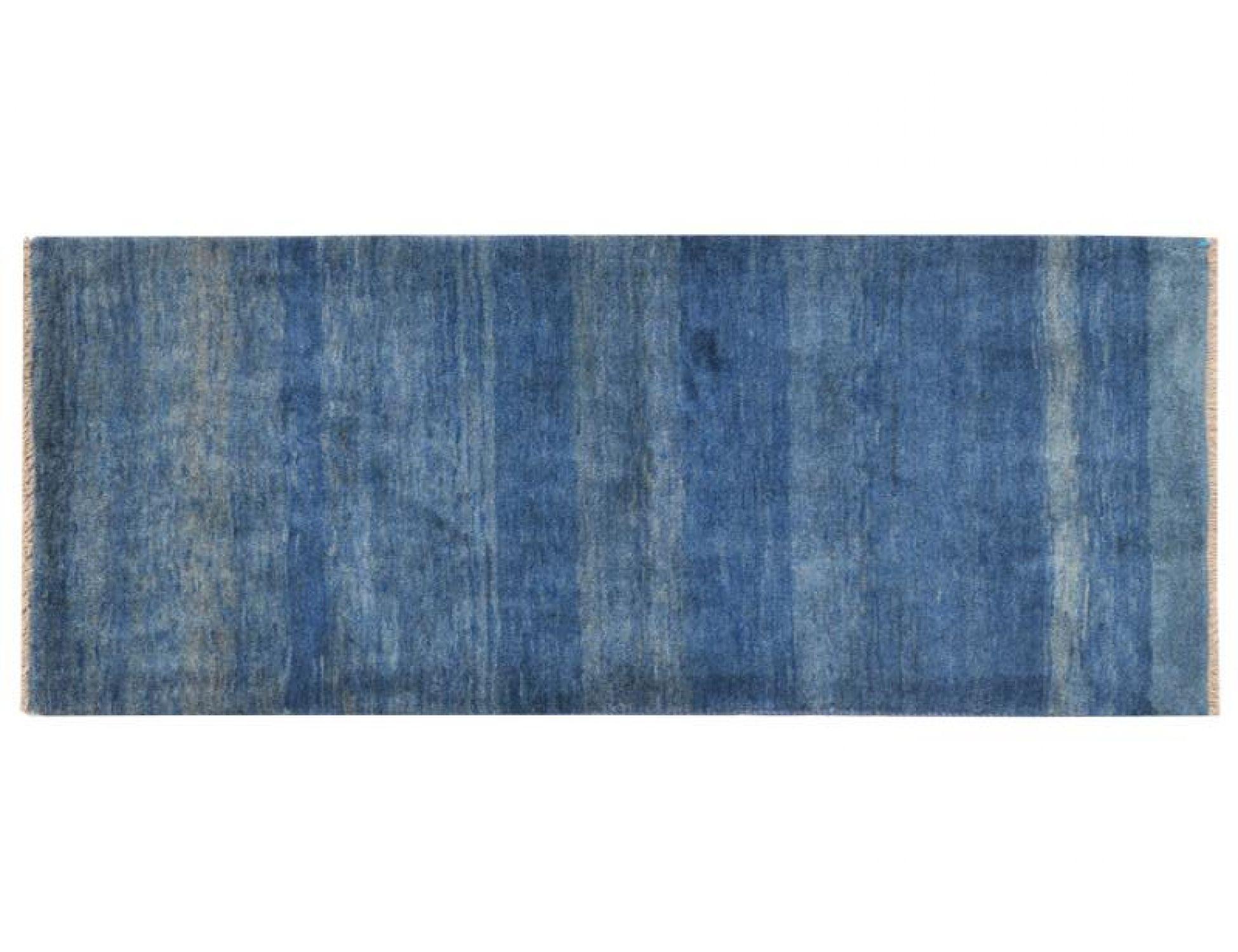 Moderne Teppiche  blau <br/>202 x 86 cm