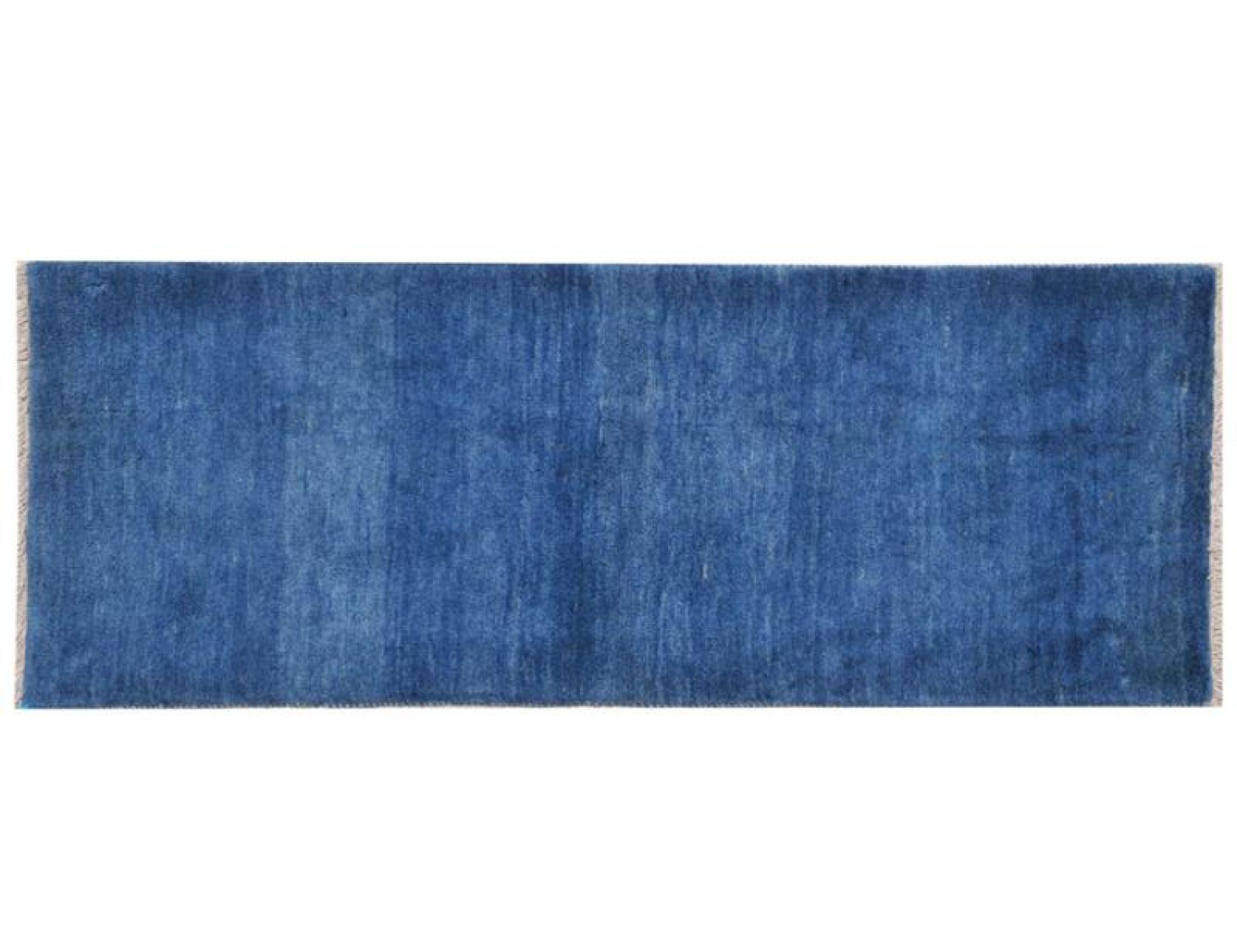 Moderne Teppiche  blau <br/>200 x 73 cm