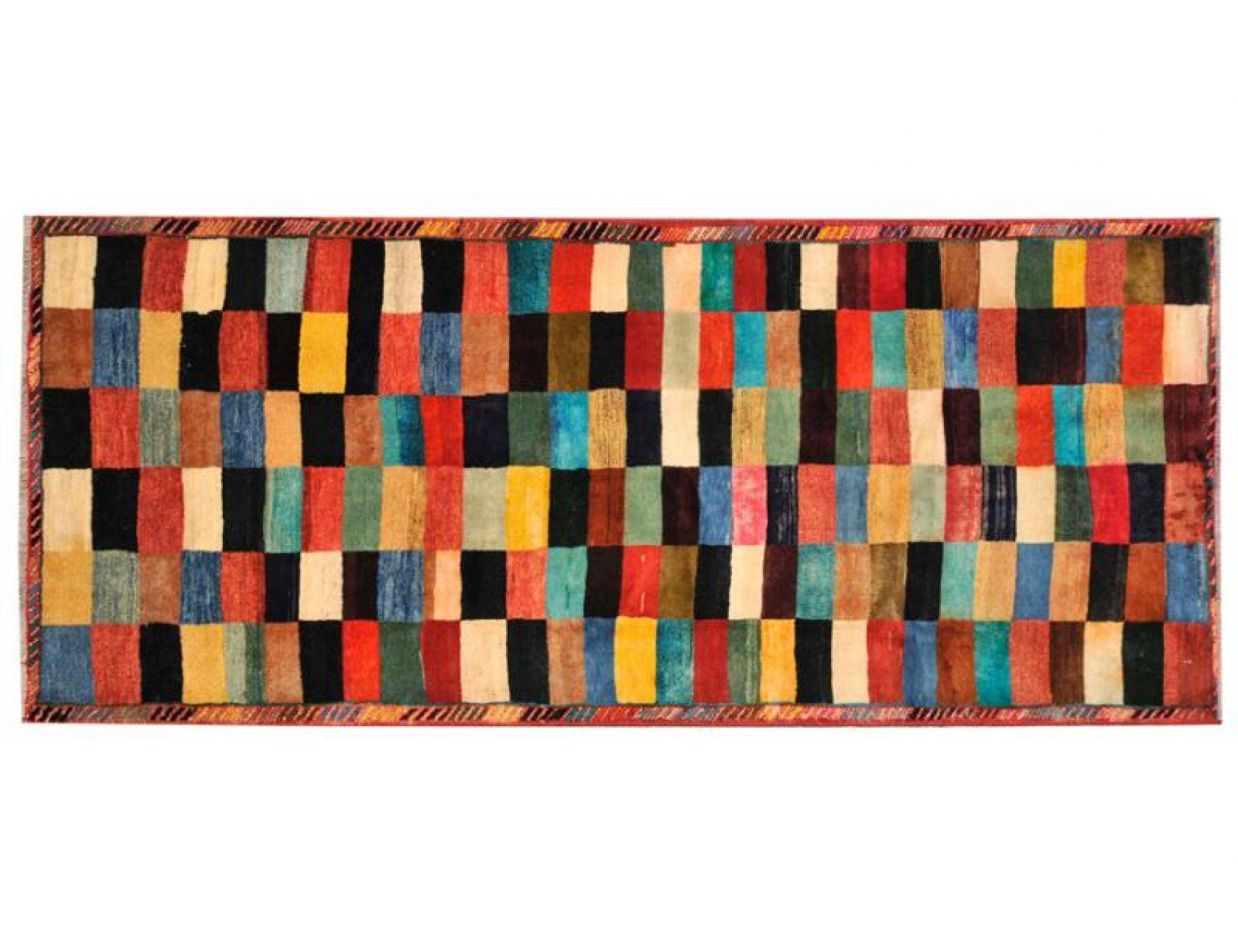 Moderne Teppiche  mehrfarbig <br/>296 x 127 cm