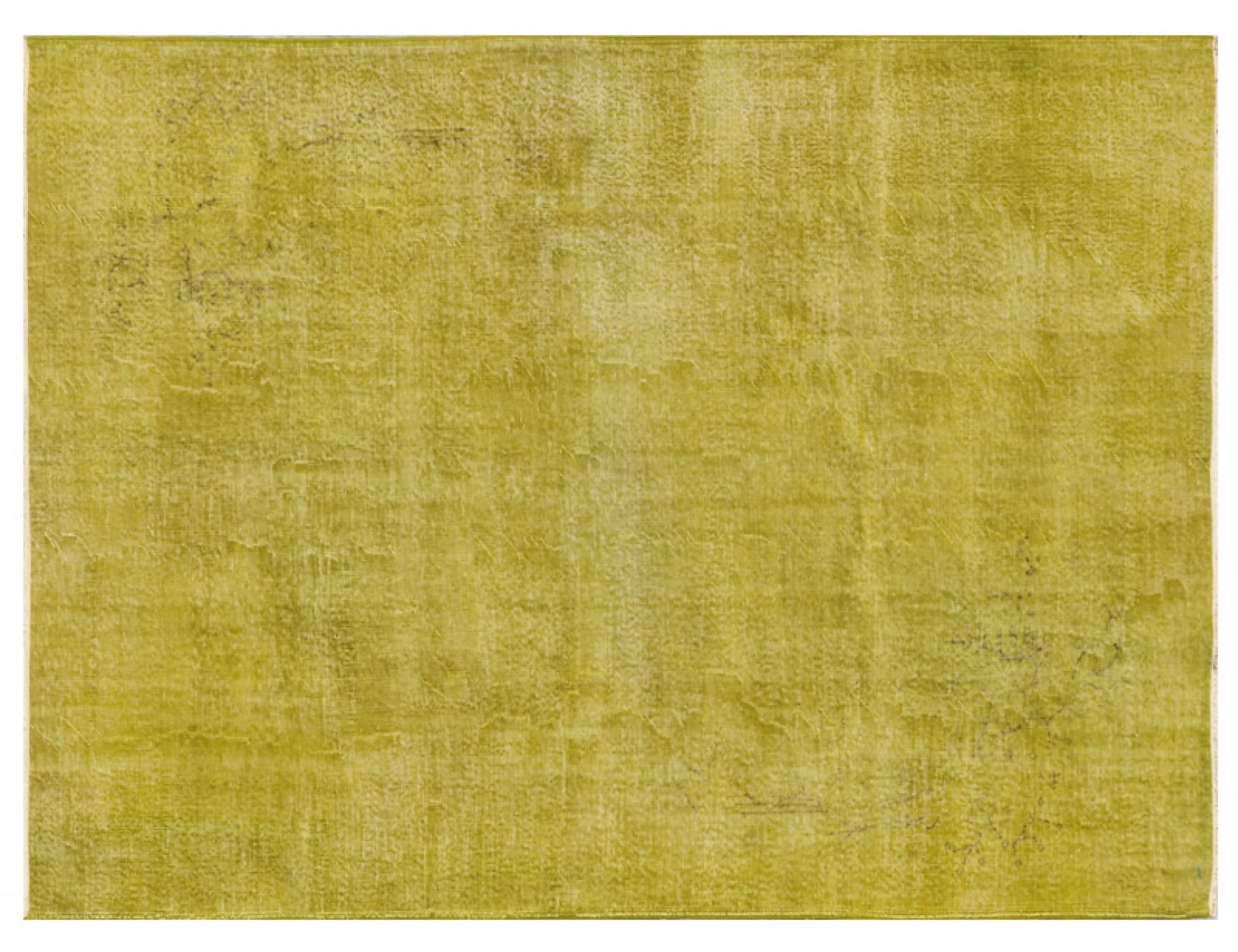 Vintage Teppich  gelb <br/>294 x 217 cm